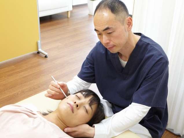 刺さないはり 良和堂治療室の写真3