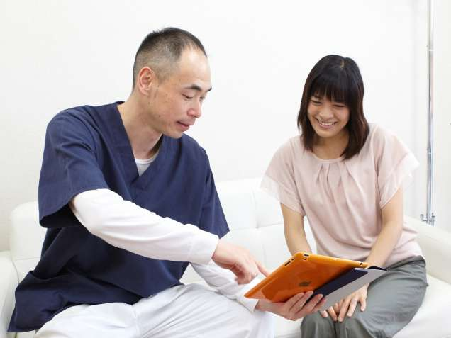 刺さないはり 良和堂治療室の写真5