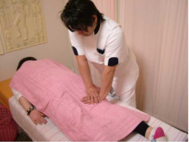 千葉県千葉市不妊症NO1やすらぎアロマ整体院の写真3