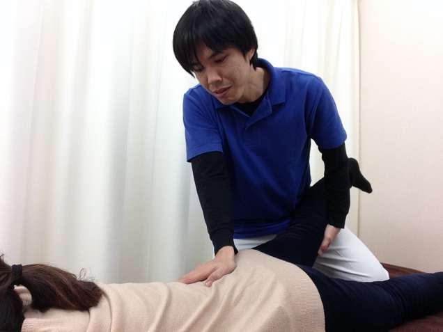 秋山鍼灸整骨院の写真1
