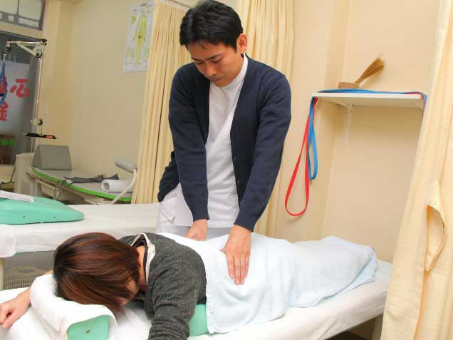 ふじわら鍼灸整骨院の写真2